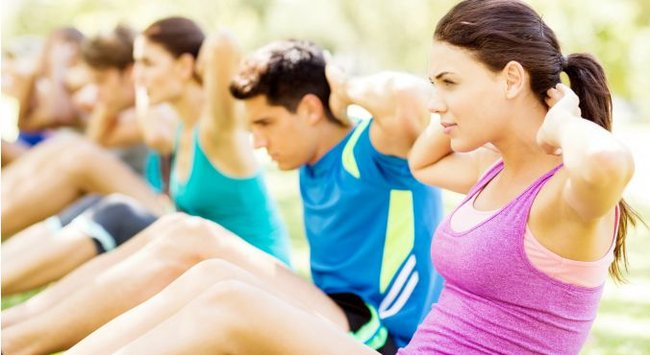 Signed up for group fitness training? Here are 8 ways to get the most out of it.