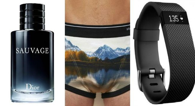 Brilliant Father's Day gift ideas for the, ahem, last minute woman.