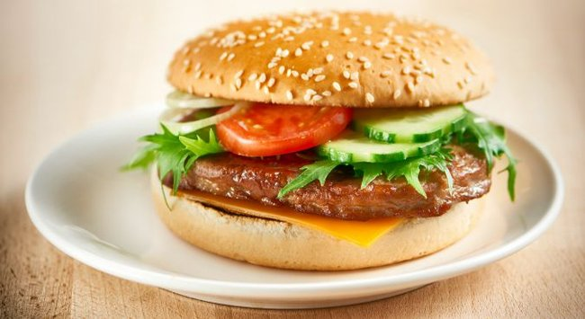 Healthier Restaurant Choices Not Fast Food