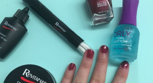 Unco-ordinated? The 6 best tips for painting nails neatly