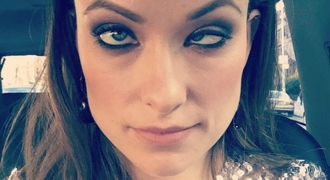 Olivia Wilde: Makeup f... Quotes About Being Brave