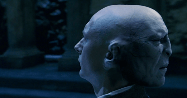 Voldemort-Quirell-creepy-selfie