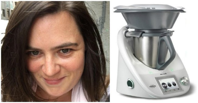 'I don't care if it burns me, I yearn for a Thermomix.'