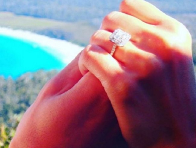All the questions you had about Snezana's gorgeous engagement ring, answered.