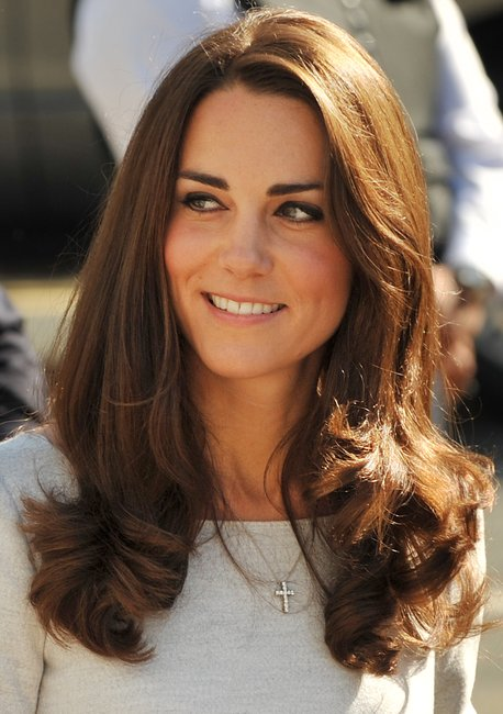 Kate Middleton And Bear Grylls Share A Hairdresser