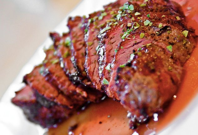 Is red meat healthy?