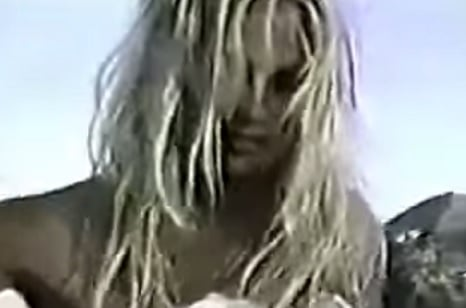 Pamela Anderson et Bret Michaels - SEX TAPE