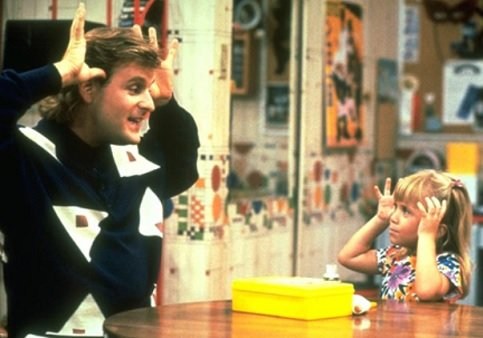 Full House, one of the most loved shows of the eighties ...