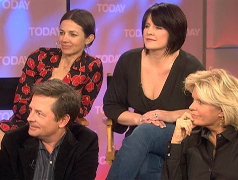 michael j fox and the family ties cast where are they 25