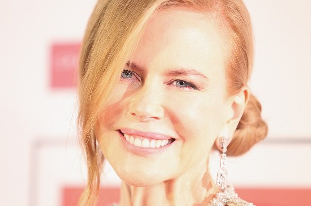 Nicole Kidman rules Melbourne's red carpet.