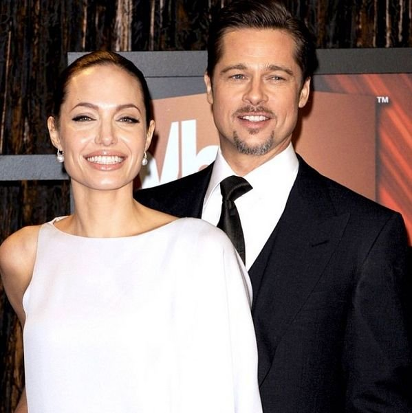 Brad Pitt And Angelina Jolie Wedding Pictures: Angelina Jolie Just Spent A Fortune On Brad Pitt's Wedding
