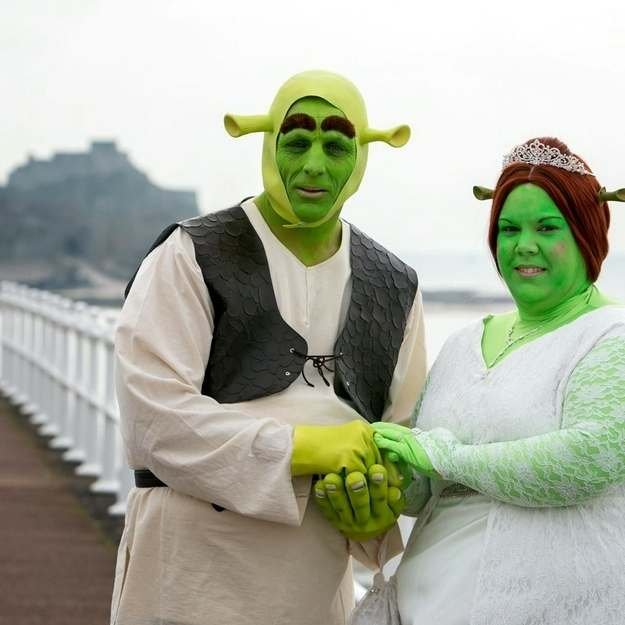 These themed weddings will make your eyes bulge Prepare yourselves
