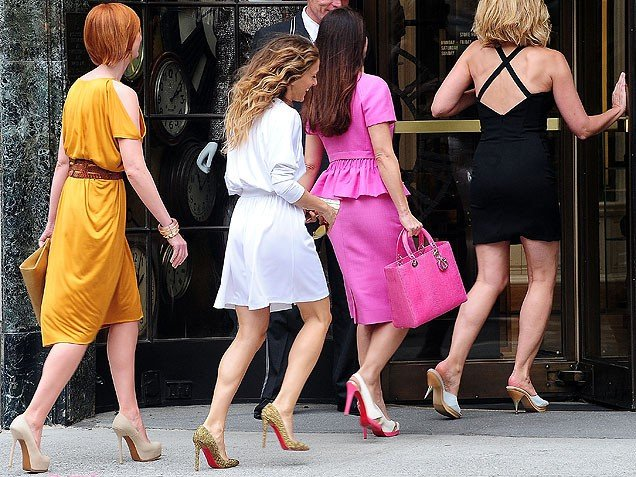 Women spend HOW MUCH on shoes in a lifetime?