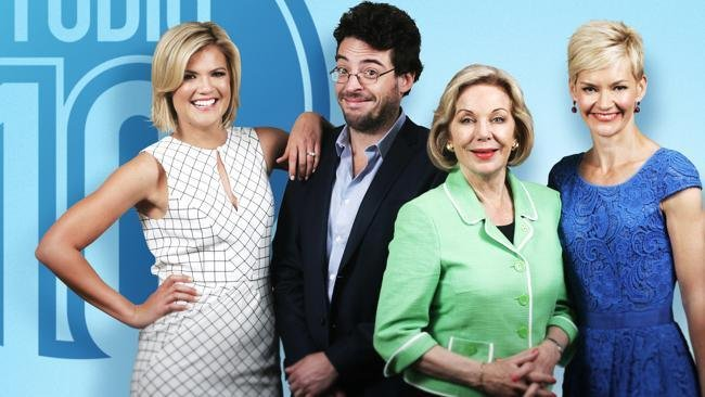 Jessica Rowe returns to full time TV role after infamous 'boning' from Nine