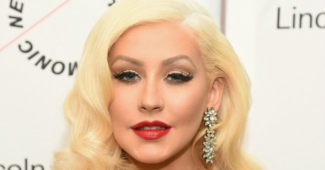 Christina Aguilera Hair Piercing May Be Her Craziest Look Yet