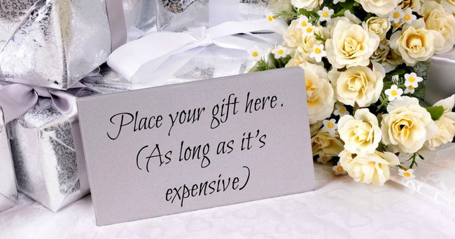 How Much To Spend On Wedding Gifts: How Much Should I Spend On A Wedding Gift?