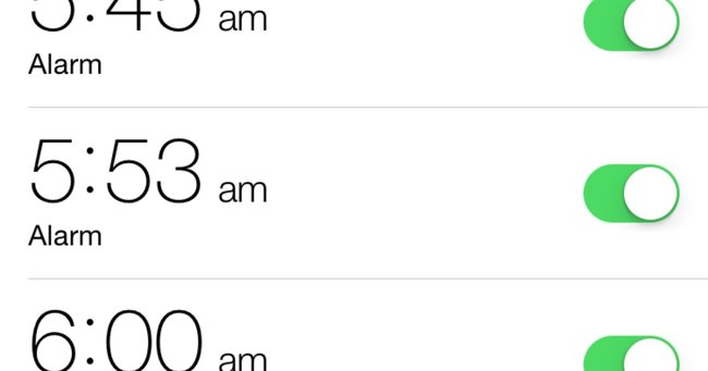 Is It Bad To Set Multiple Alarms We Ask The Experts