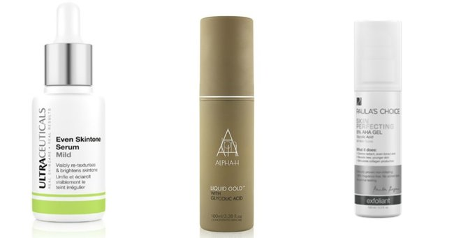 best aha cleanser