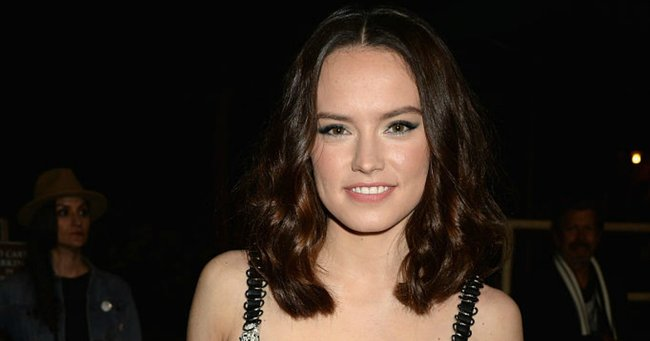 Star Wars actress Daisy Ridley says her self confidence is