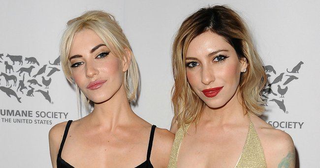 the veronicas fight back at body shamers.