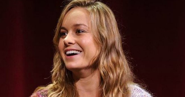 Brie Larson Throwback Quot It Shocked Me To Find This Photo Quot