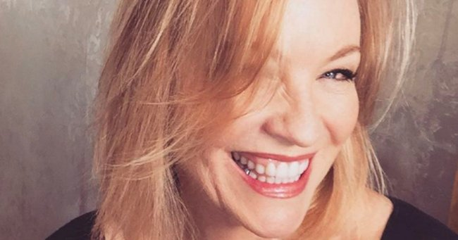 Rebecca Gibney On How She S Embracing Her Age
