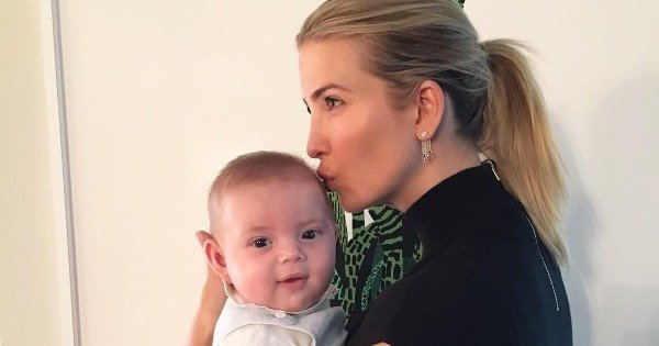 Ivanka Trump wished her son a 'happy birthday', and Twitter roasted her for it.