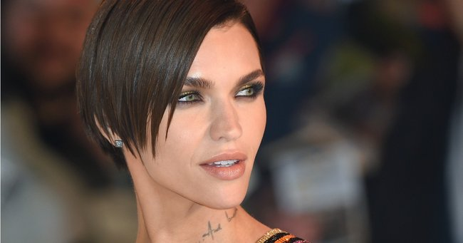 Ruby Rose was broke and sleeping on the floor with her dog before scoring her dream role.