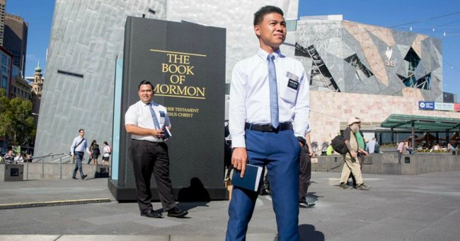 Here's what Mormons think about The Book of Mormon.