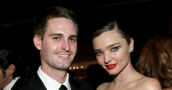 There's a conspiracy theory behind Miranda Kerr's