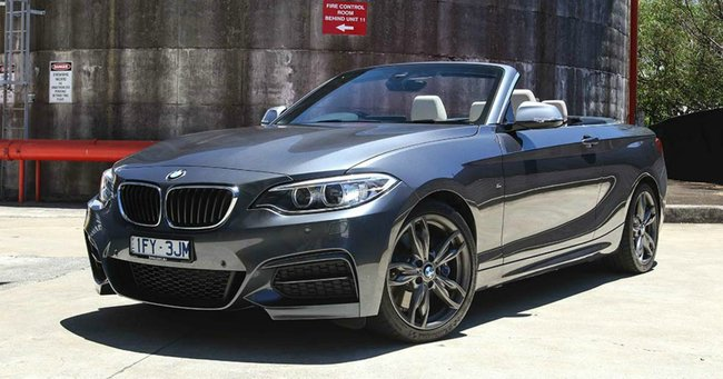 bmw m240i convertible review australian price and specs. Black Bedroom Furniture Sets. Home Design Ideas