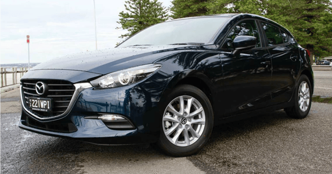 The Mazda3 Neo hatch: It packs in the gear, for not a lot of cash.