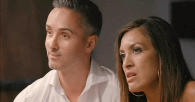 MAFS' Nadia has spoken about Anthony's behaviour at the dinner party for the first time.