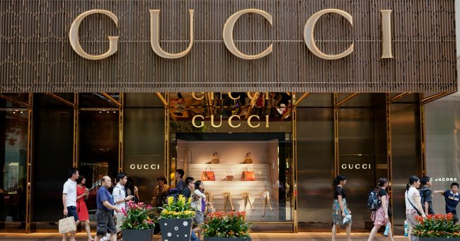 08182e1e7de7f How to fit in at Gucci when you really don t fit in at Gucci.