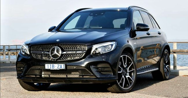 mercedes amg glc 43 2017 australian price and features. Black Bedroom Furniture Sets. Home Design Ideas