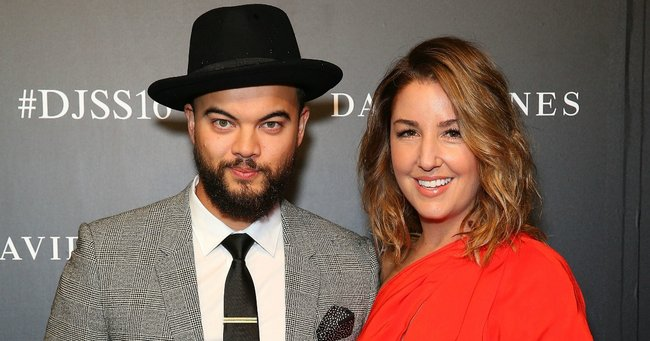 Jules Sebastian's best fashion hack came from her husband, Guy Sebastian.