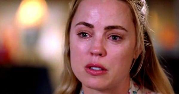 'Yes, my love, papa hit me.' Melissa George speaks of brutal battle for custody of sons.