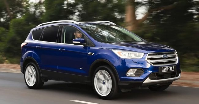 ford escape 2017 review australian price and features. Black Bedroom Furniture Sets. Home Design Ideas