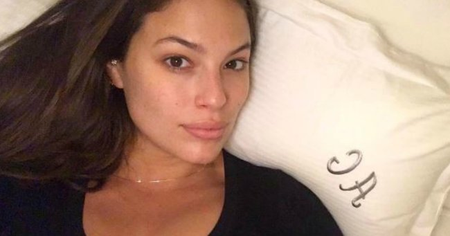 Behind the Vogue covers and glamour, Ashley Graham's life was marred by abusive men.