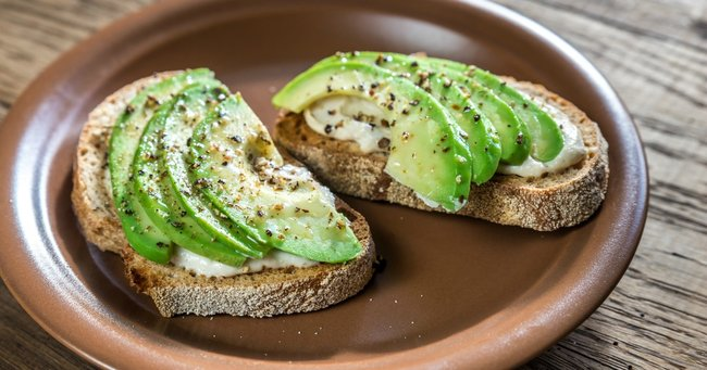 Fancy a year's worth of free avo toast? Just buy one of these houses.
