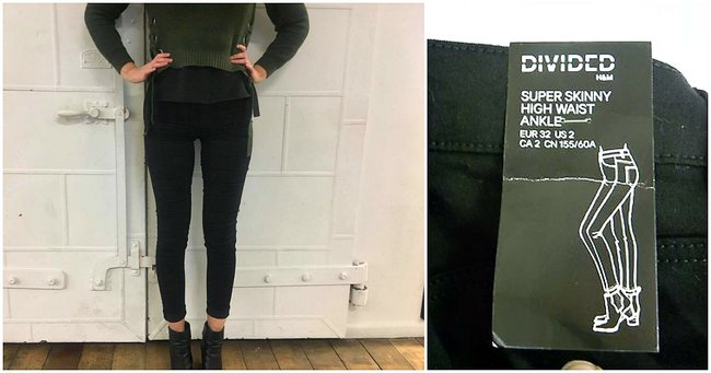 402322fa9507fb The best jeans for tall women: $30 budget jeans you need to know about.