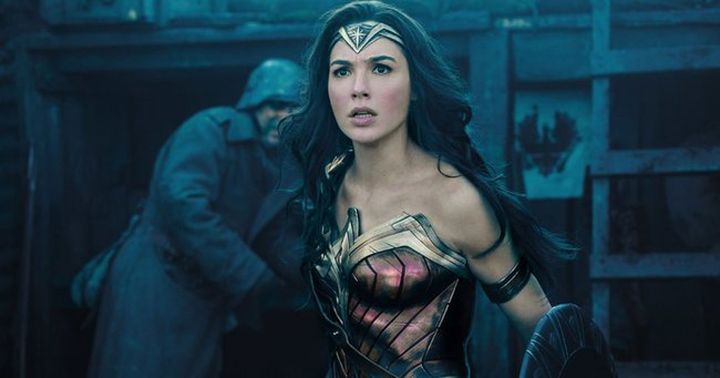 Gal Gadot was paid a shamefully low salary for Wonder Woman.