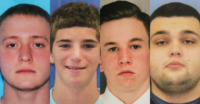 In the space of two days, four college-aged men vanished. Then a mass grave was found.