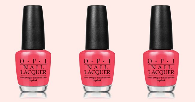The best OPI nail polish colours of all time, ranked.