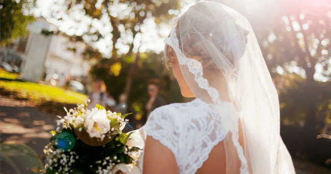 What Does A Veil Mean The Hidden Meaning Behind The Wedding Tradition