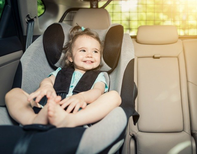 Shebah Ride Sharing Is For Women Only And Comes With Baby Seats