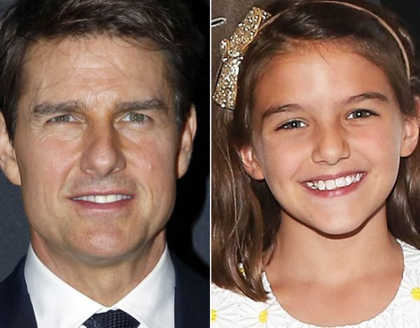 Suri Cruise estranged from her dad: Is Scientology to blame?