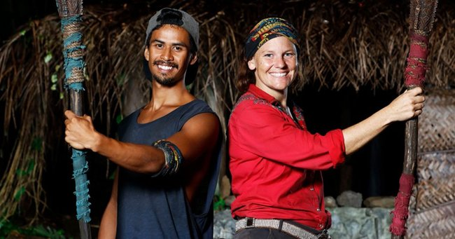 Entertainment: Australian Survivor: Sharn has her eyes on ...