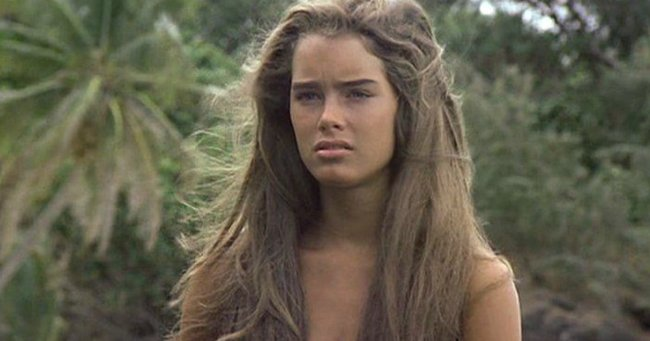 Brooke Shields Playboy: She posed when she was 10 years old.