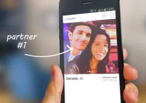 What does tinder look like common dating apps